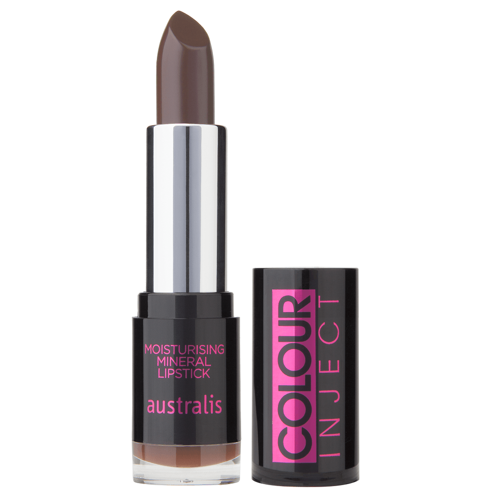 Australis Color Inject Moisturising Mineral Lipstick