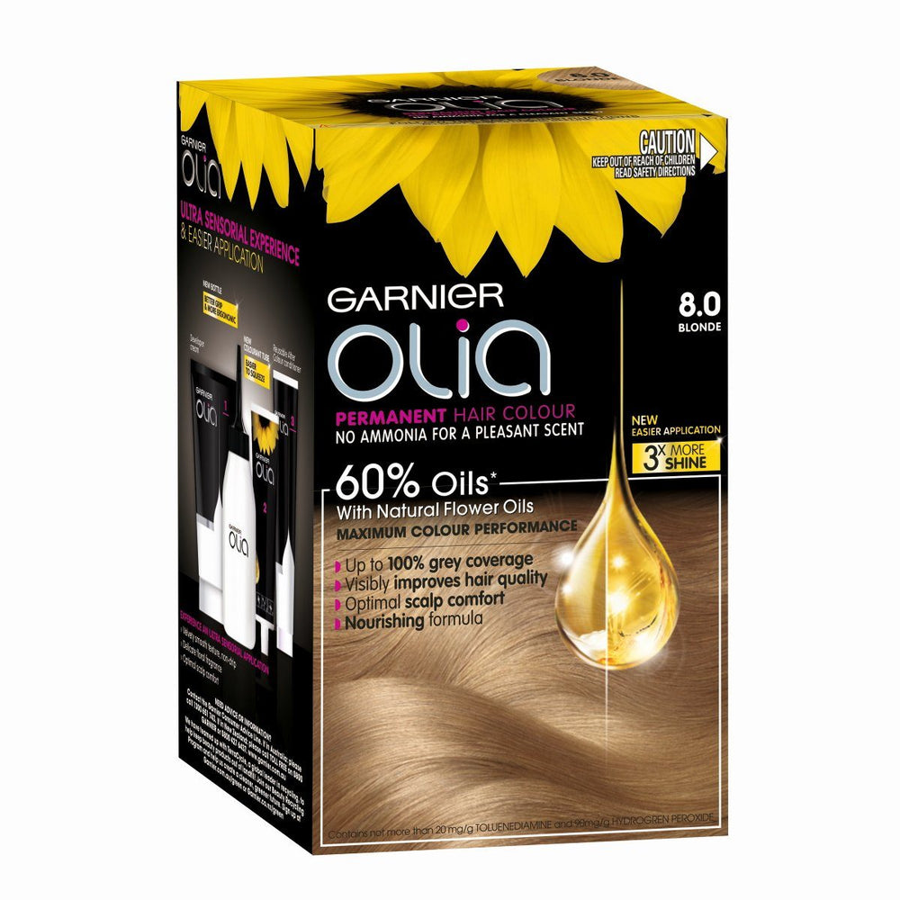 GARNIER Olia Bold Permanent Hair Colour
