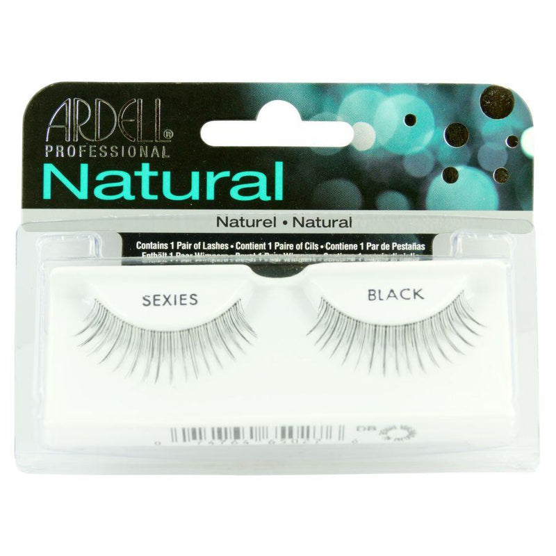 Ardell Invisibands Natural Lashes - Sexies Black
