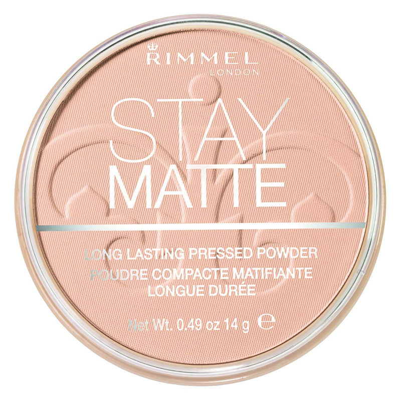 Rimmel London Stay Matte Long Lasting Pressed Powder - Buff Beige
