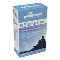 B Stress Free™ B Vitamins with Calming Herbs - 30 Tablets