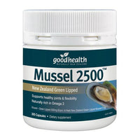 Good Health Mussel 2500 - 300 Capsules