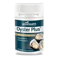 Good Health Oyster Plus - 60 Capsules