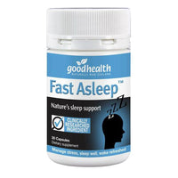 Good Health Fast Asleep™ - 30 Capsules