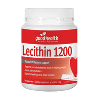 Good Health Lecithin 1200 - 200 Capsules