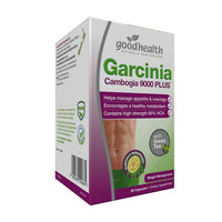 Good Health Garcinia Cambogia 9000 PLUS™ - 60 Capsules