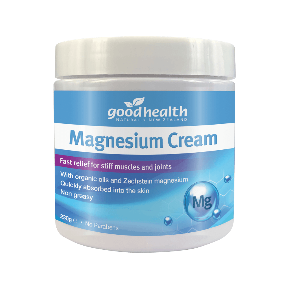 Good Health Magnesium Cream 230g
