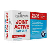 Joint Active with UC-II