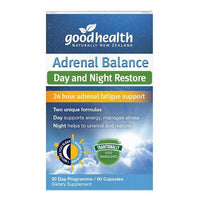 Good Health Adrenal Balance - 60 Capsules
