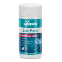Brain Power - 60 Capsules