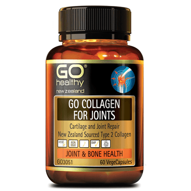 GO Healthy GO Collagen for Joints - 60 Vege Capsules