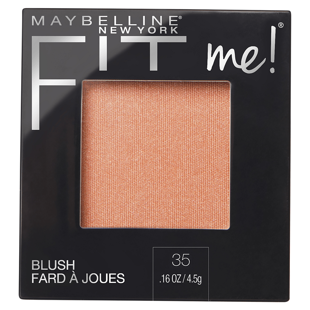 Maybelline Fit Me Blush - Coral