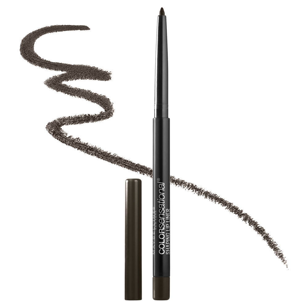 Maybelline Color Sensational Shaping Lip Liner - Raw Chocolate