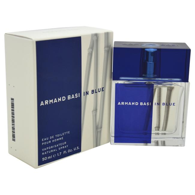 Armand Basi In Blue by Armand Basi for Men - 50 ml EDT
