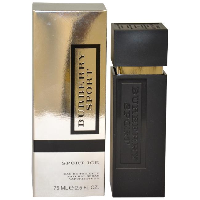 Burberry Sport Ice by Burberry for Men - 75 ml EDT
