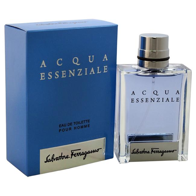 Acqua Essenziale by Salvatore Ferragamo for Men - 50 ml EDT