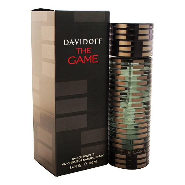 The Game by Davidoff for Men - 100 ml EDT