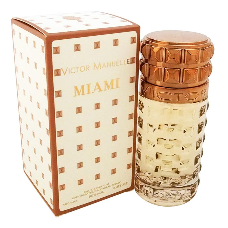Victor Manuelle Miami By Victor Manuelle For Men - 100 ml EDP