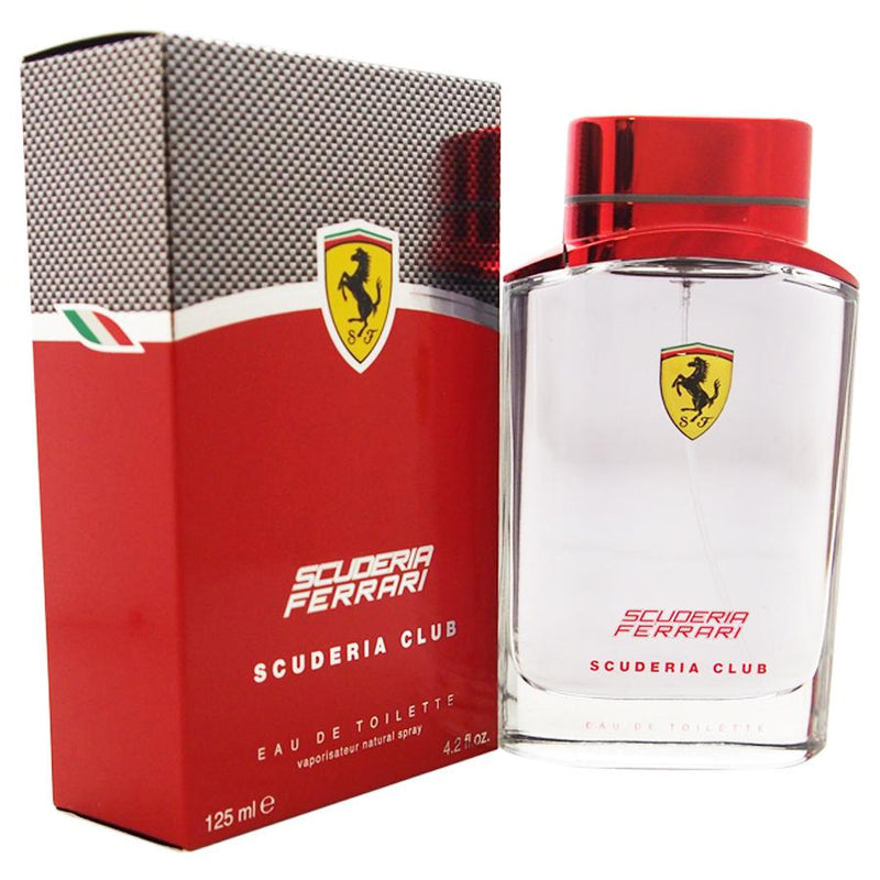 Ferrari Scuderia Club by Ferrari for Men - 125ml EDT