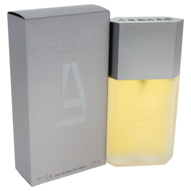 Azzaro L'Eau by Loris Azzaro for Men - 50 ml EDT