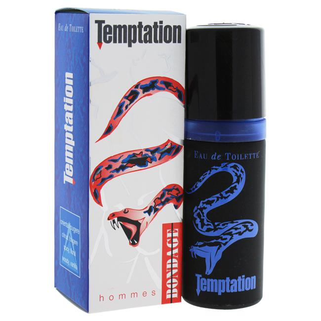 Bondage Temptation by Milton-Lloyd for Men - 50 ml EDT