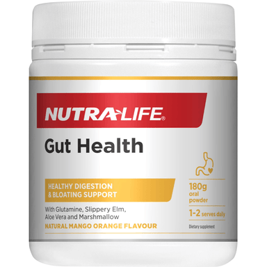 Nutra Life Gut Health 180g Powder