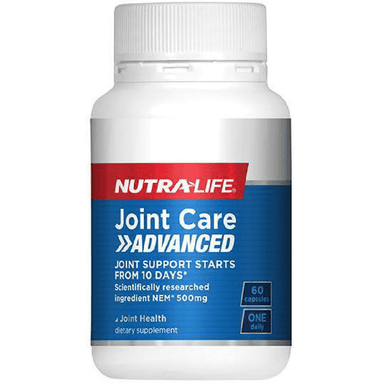 Nutra Life Joint Care Advanced One-A-Day - 60 Capsules