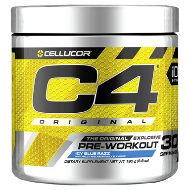 Cellucor C4 Original 30 Servings - Icy Blue Razz