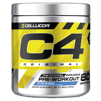 Cellucor C4 Original 60 Servings - Icy Blue Razz