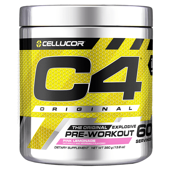 Cellucor C4 Original 60 Servings - Pink Lemonade