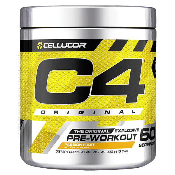 Cellucor C4 Original 60 Servings - Passion Fruit