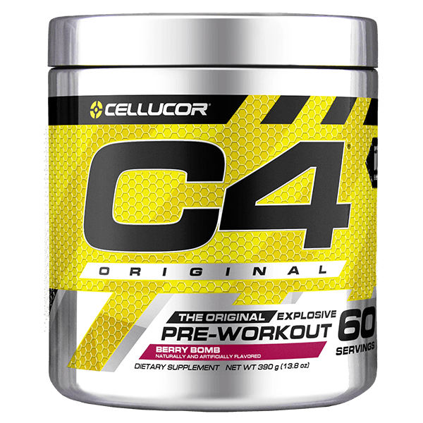 Cellucor C4 Original 60 Servings - Berry Bomb