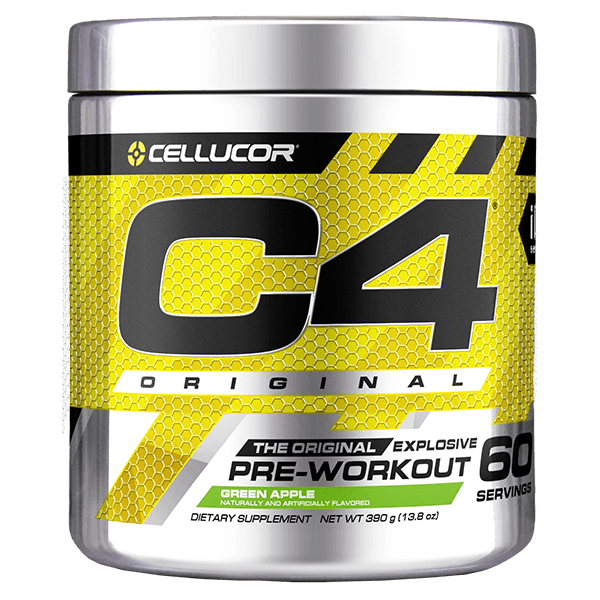 Cellucor C4 Original 60 Servings - Green Apple
