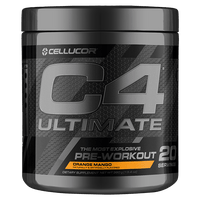 Cellucor C4 Ultimate 20 Servings - Orange Mango