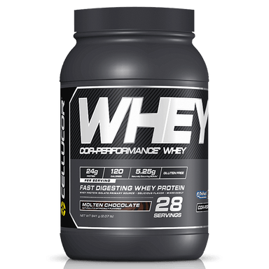 Cellucor COR-Performance Whey Protein 28 Servings - Molten Chocolate