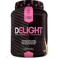 FitMiss Delight Healthy Nutrition Shake 22 Servings - Chocolate Delight
