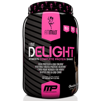 FitMiss Delight Complete Protein Shake 36 Servings - Chocolate Delight