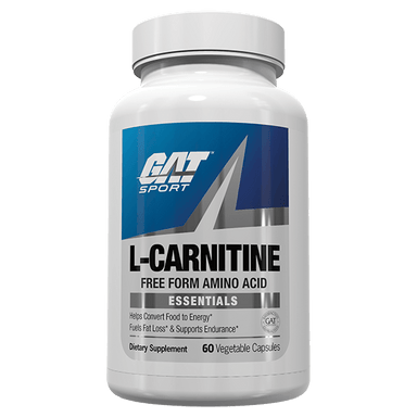 GAT Sport Essentials L-Carnitine 60 Vegetable Capsules