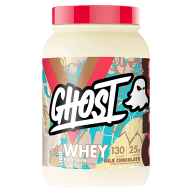 Ghost Lifestyle Whey Protein 26 Servings - Milk Chocolate