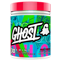Ghost Lifestyle Amino BCAAs + Hydration 30 Servings - Fruit Punch