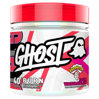Ghost Lifestyle BURN Dietary Supplement 40 Servings - Sour Watermelon