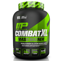 MusclePharm Combat XL Mass Gainer 6 lbs - Chocolate