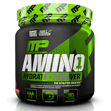 MusclePharm Amino1 30 Servings - Fruit Punch