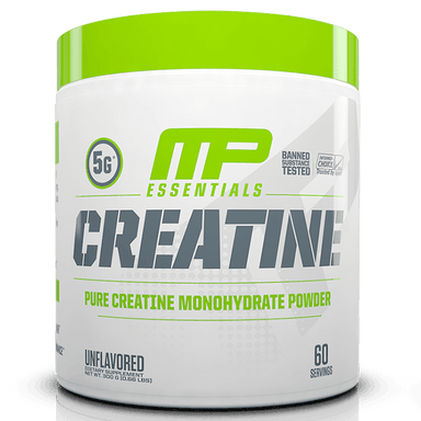 MusclePharm Essentials Creatine 60 Servings - Unflavored
