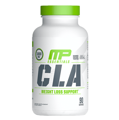 MusclePharm Essentials CLA Weight Loss Support 90 Softgels