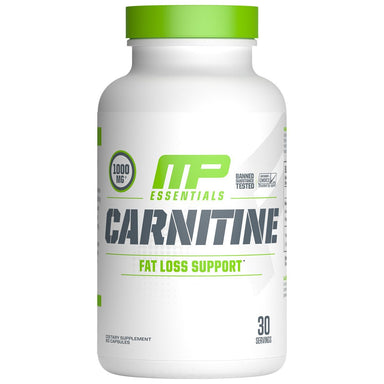 MusclePharm Essentials Carnitine Fat Loss Support 60 Capsules