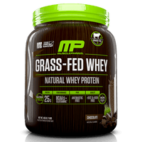 MusclePharm Grass-Fed Whey 1lb - Chocolate