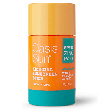 Oasis Sun Kids Zinc Sunscreen Stick SPF 30 PA++ 30g