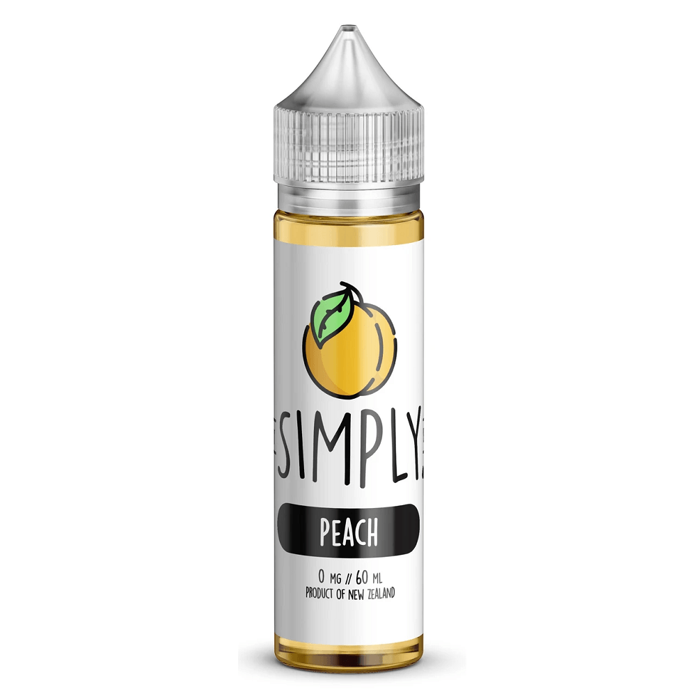 Simply Peach 60mL