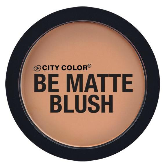 City Color Be Matte Blush | Toasted Coconut
